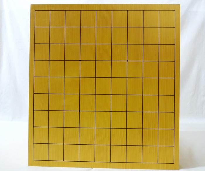 将棋盤 中国榧 6寸5分