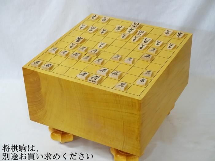 将棋盤 中国榧 5寸8分