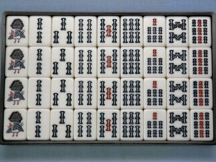 麻雀牌 さんご