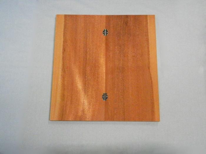 新桂(アガチス)折碁盤 6号